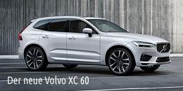 Volvo XC 60 Probefahrten beim Autohaus Erlebnistag in Freiburg
